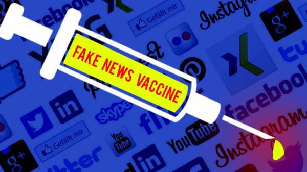 "Should we be ""immunised"" against Fake News?"