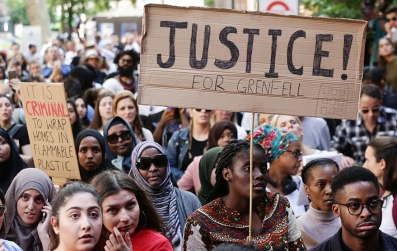 Is the Grenfell Tower Disaster Corporate Manslaughter?