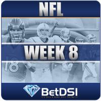 NFL Week 8 Picks