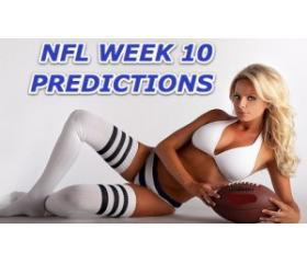 NFL Week 10 Picks