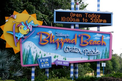 The Disney Files: Disney's Blizzard Beach Water Park