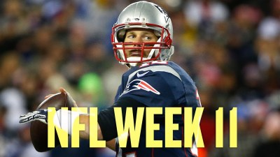 Week 11 NFL Picks
