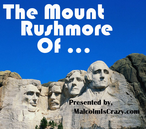 The Mount Rushmore Of Sports: Introduction
