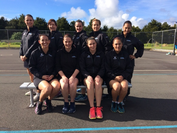 All Sorts Netball Team
