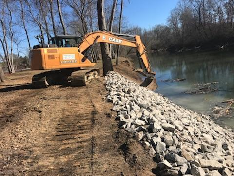 gravel driveway centre alabama Dodd Construction