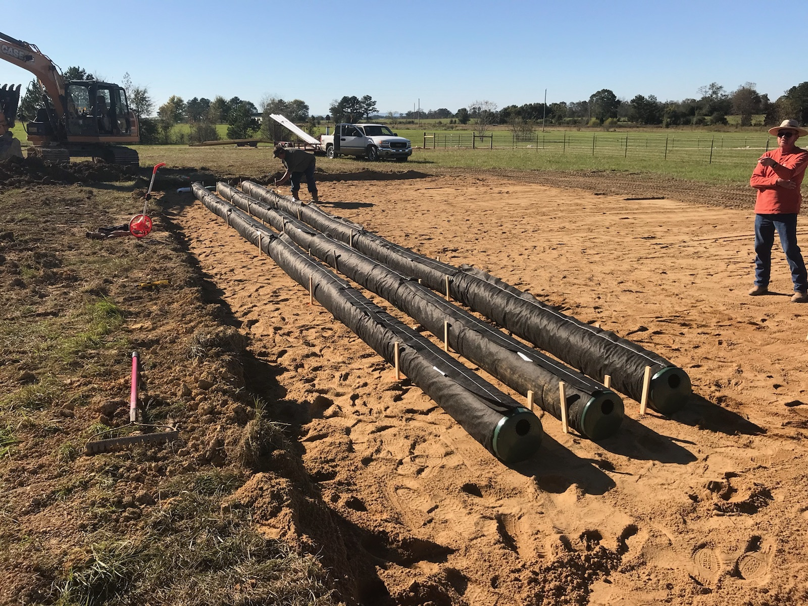 septic tank riser lid centre alabama Dodd Construction