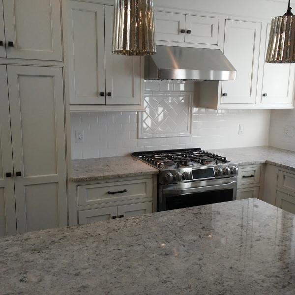 Grey Painted Kitchen