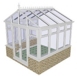 Gable type Conservatory