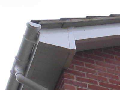 Roofline Fasia Soffit Gutter