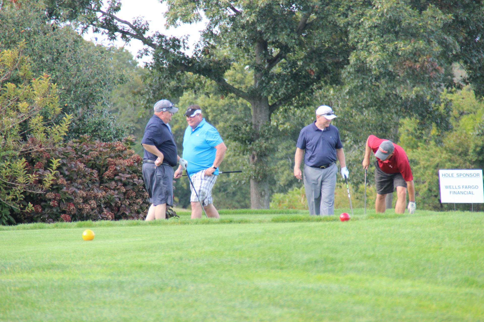 2015 John J. Gill Golf Tournament