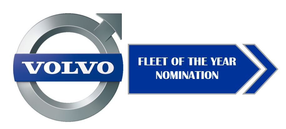 Volvo Trucks - Fleet of the Year Nomination
