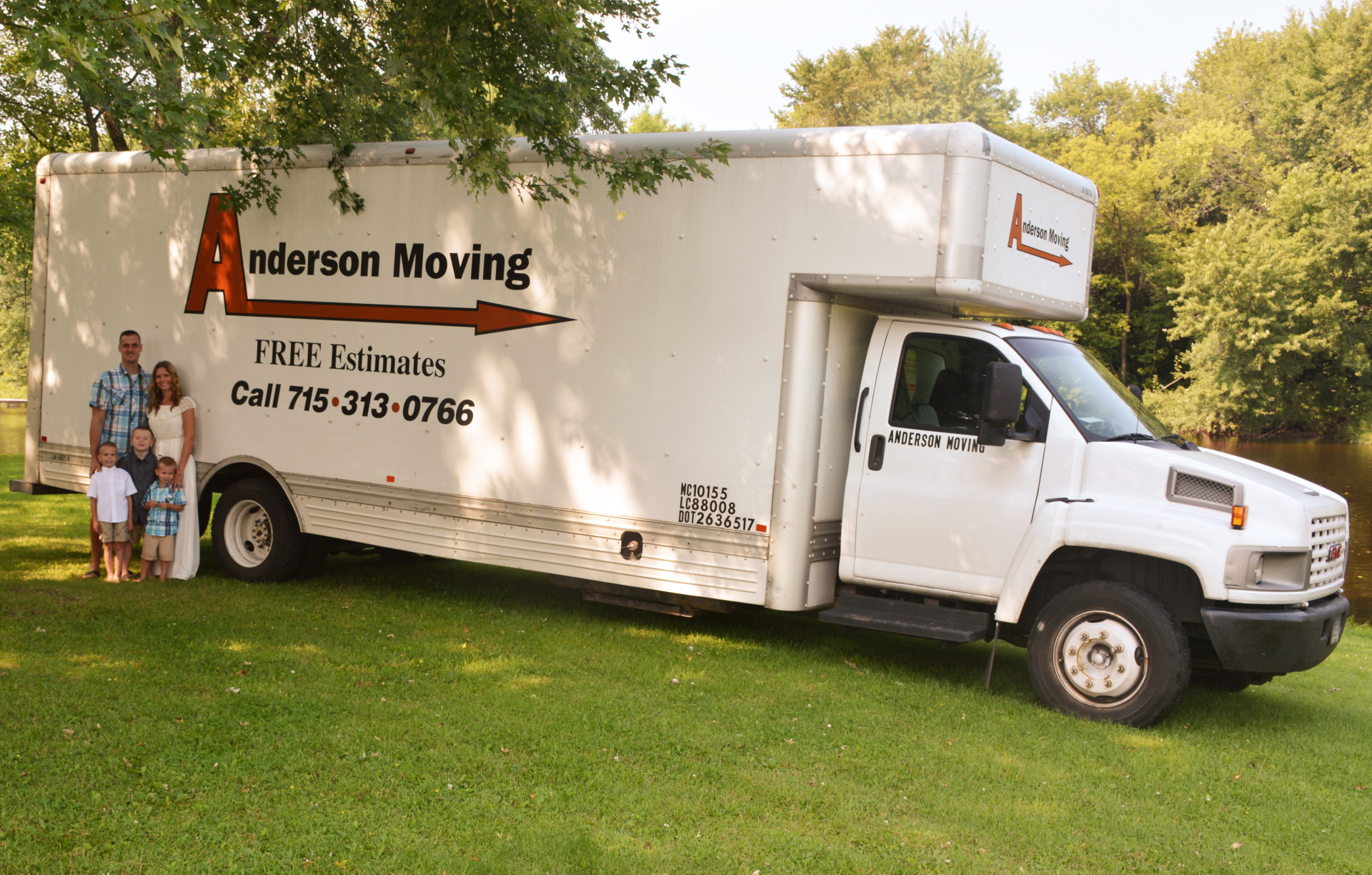 Why Choose Anderson Moving?