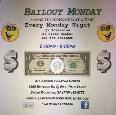 Bailout Mondays