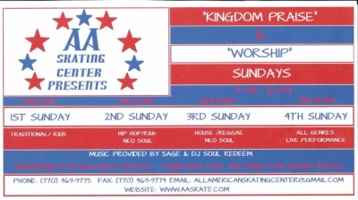 Sunday Gospel Skate