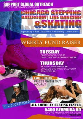 Tues. & Thurs. Chicago Stepping