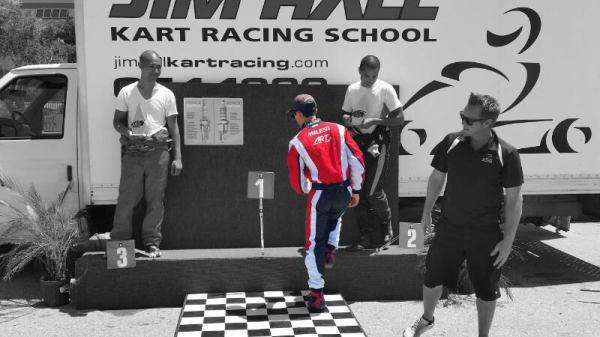 2015 Jim Hall Racing
