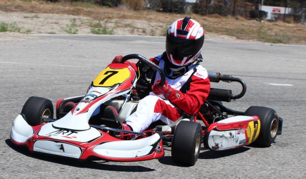 Jim Hall Karting