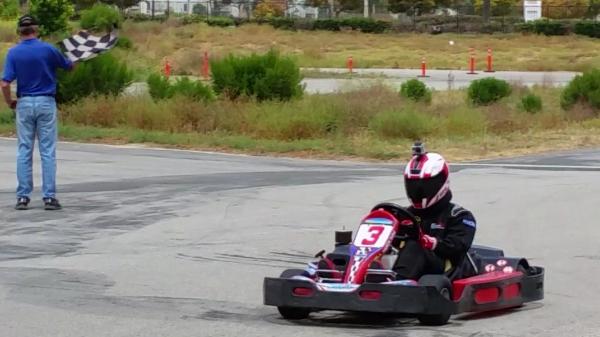 2014 Jim Hall Karting Spring Series, Round 4