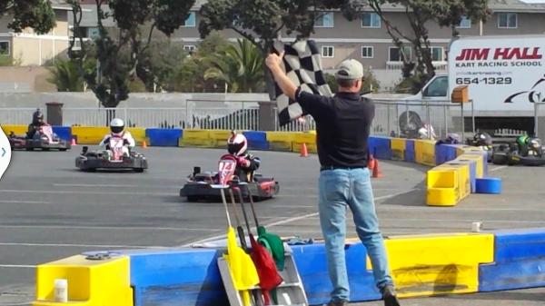 2013/2014 Jim Hall Karting Winter Series, Round 4