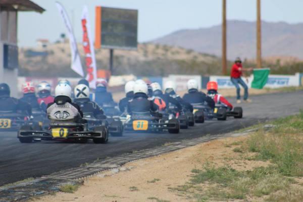 Round 1 Grange Race Start