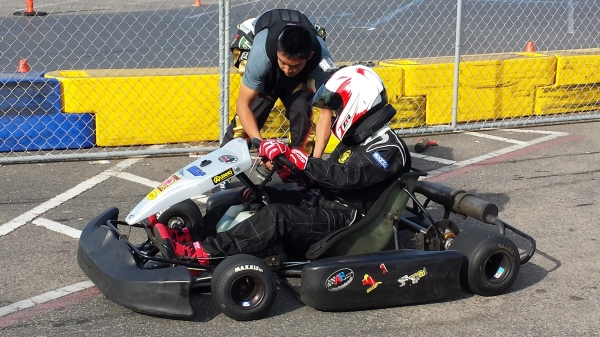 Jim Hall Karting School