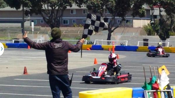 2014 Jim Hall Karting Spring Series, Round 2