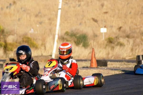 2017 F100 SoCal Karting Championship Round 2