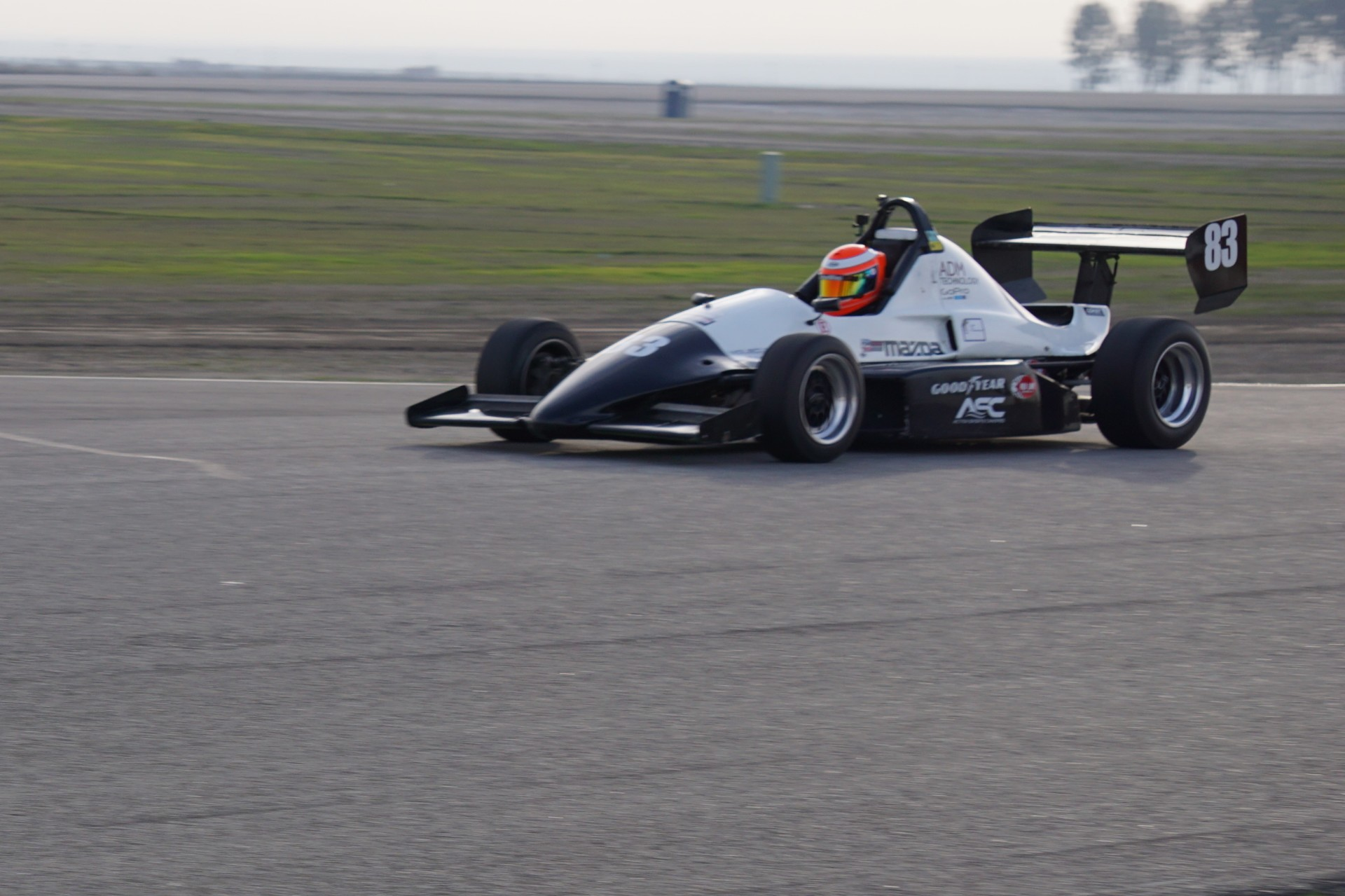 Formula Mazda Test