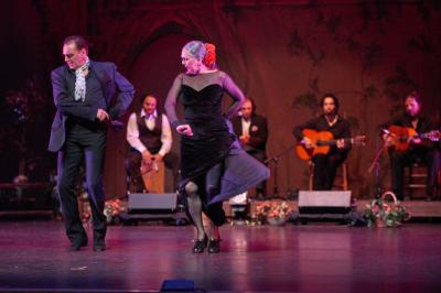 ¡Flamenco en las venas!