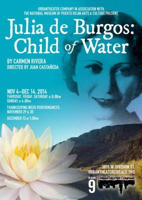 Una musa puertorriqueña: Julia de Burgos