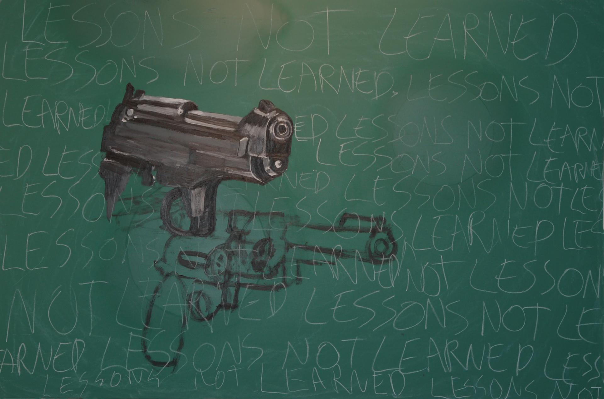 Chalkboard Paintings