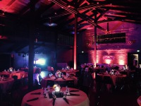 Wedding Up Lighting by Arrested Sounds Wedding DJ