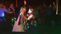 Wedding Up Lighting by Arrested Sounds Wedding DJ