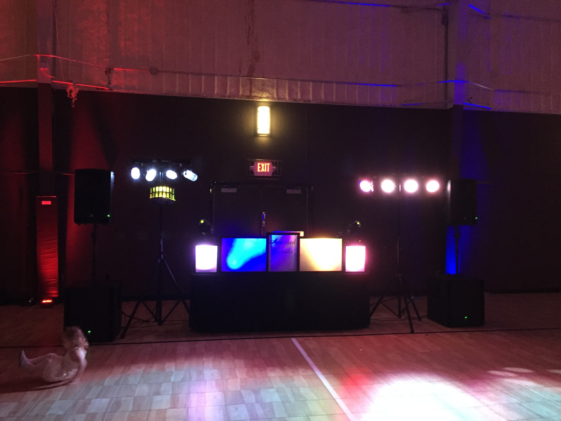 Arrested Sounds Wedding DJ, Woodland Park, Portage, Chesterton, Uplighting,