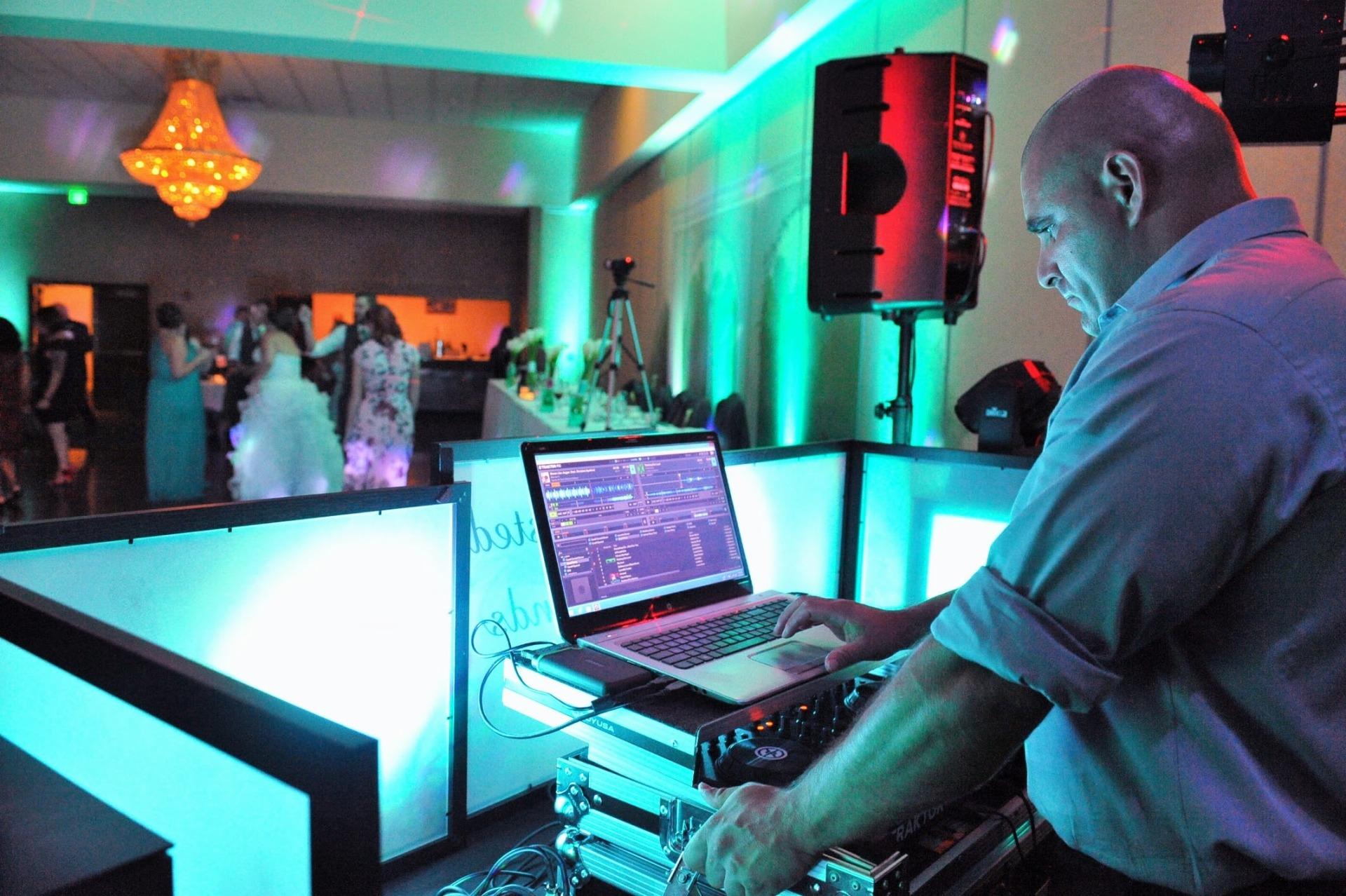 Arrested Sounds Wedding DJ