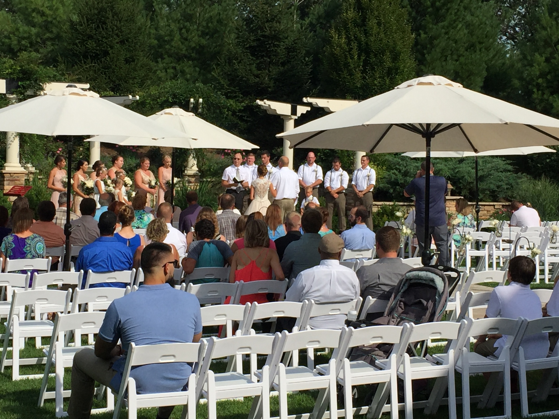 Arrested Sounds Wedding DJ, The Pavilion at Sandy Pines Golf Course, Chesterton,