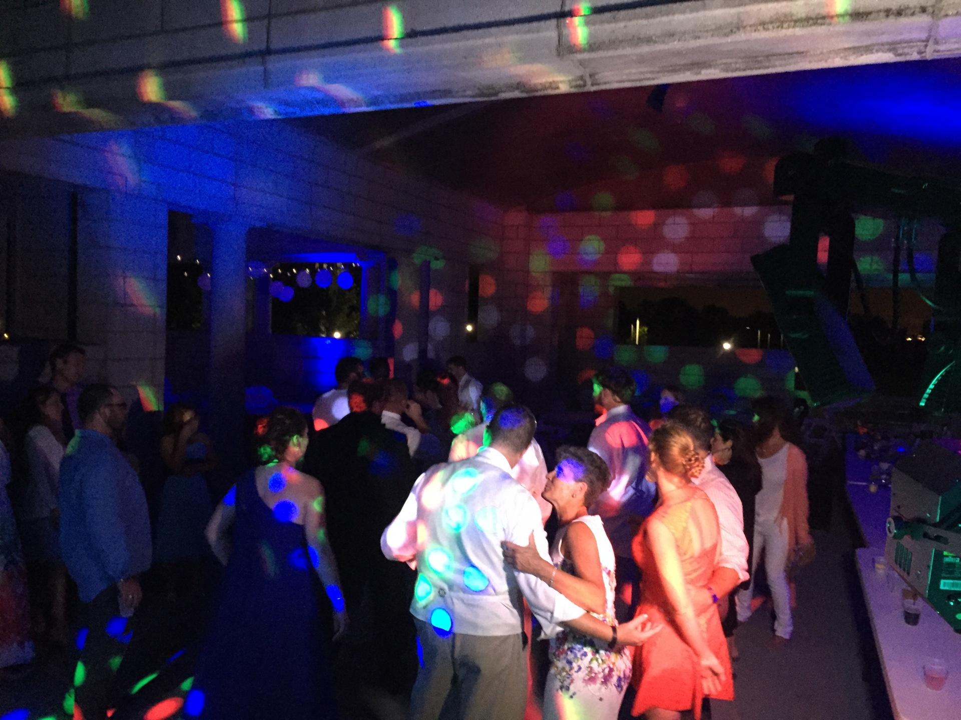 Aquatorium Gary wedding DJ Arrested Sounds Review