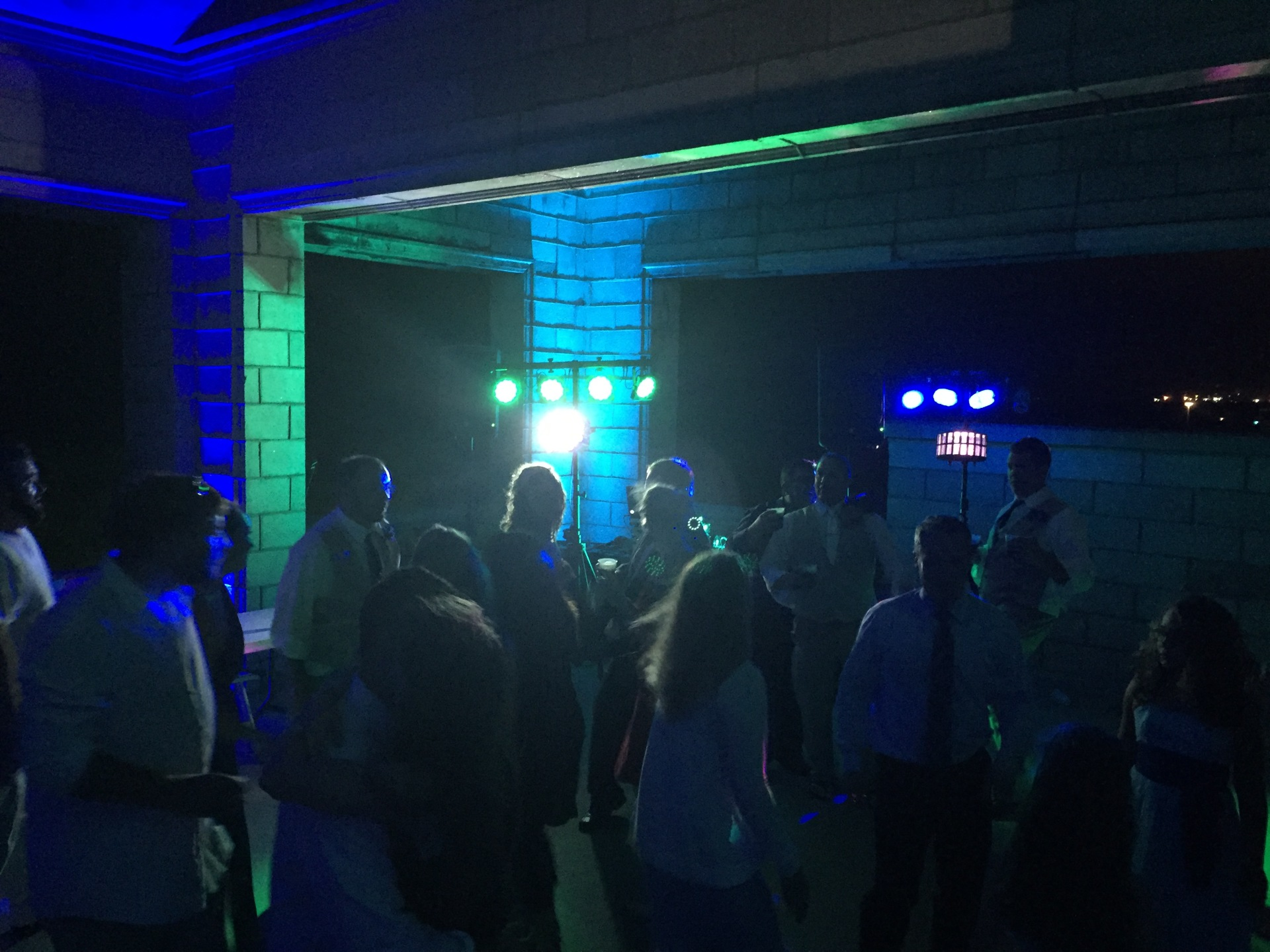 Aquatorium Gary wedding DJ Arrested Sounds Review