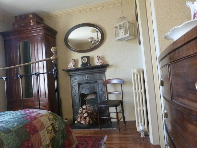 pomona b&b victorian room, double.