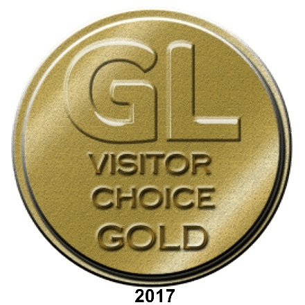 visitors gold award