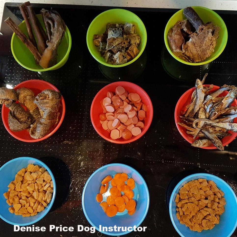 Variety-of-dog-treats