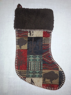 #STWWB - BRICK WILD WEST TAPESTRY