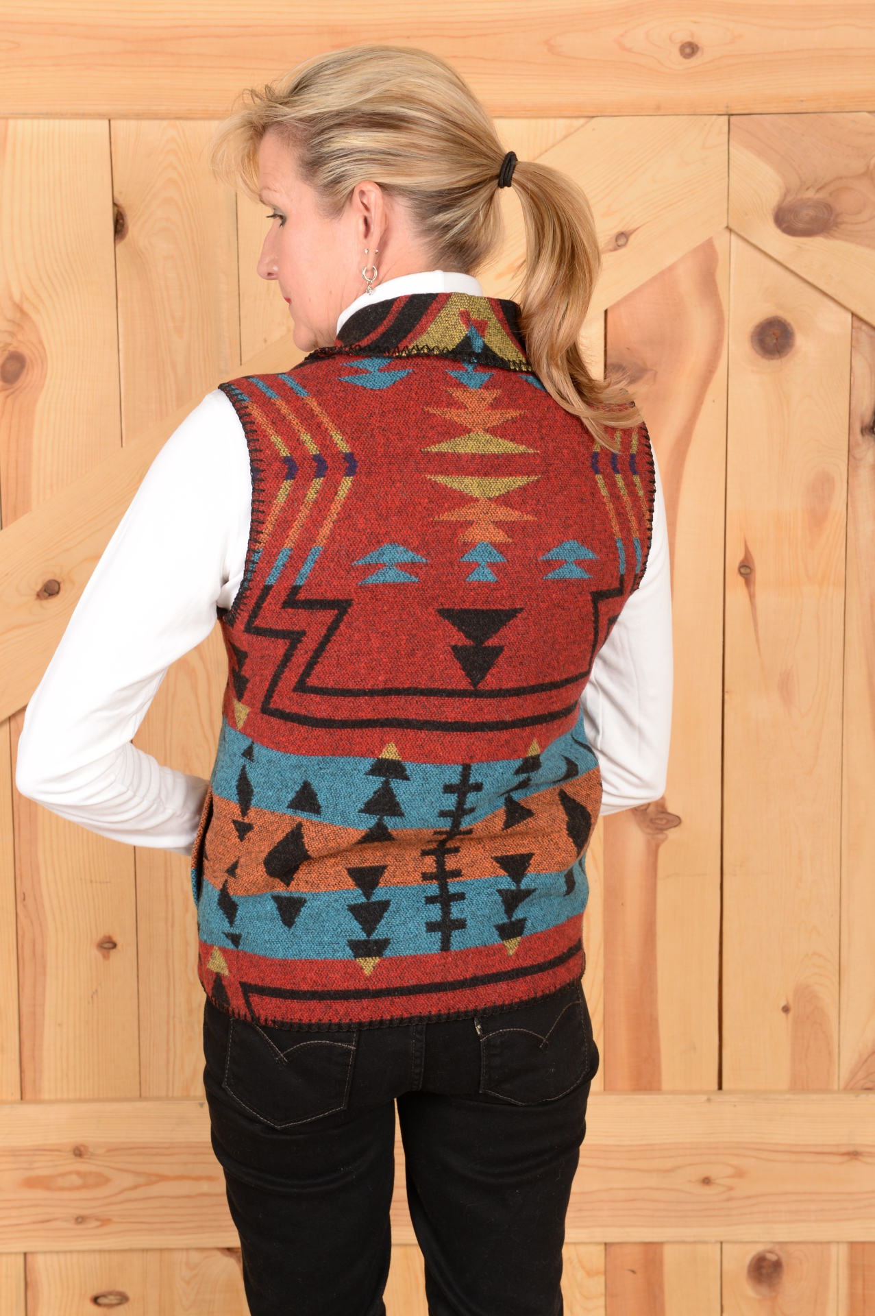 130ZR - RED ZUNI - BACK
