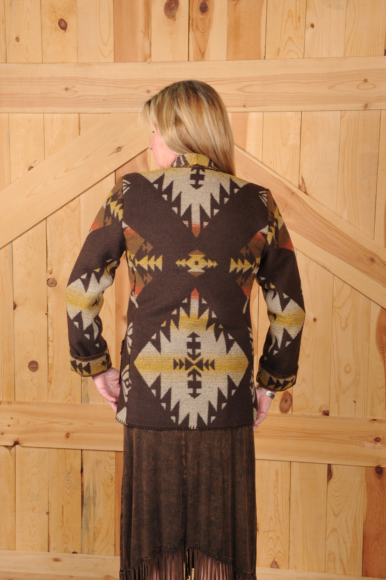#877TT - TETON LONG BLAZER - BACK