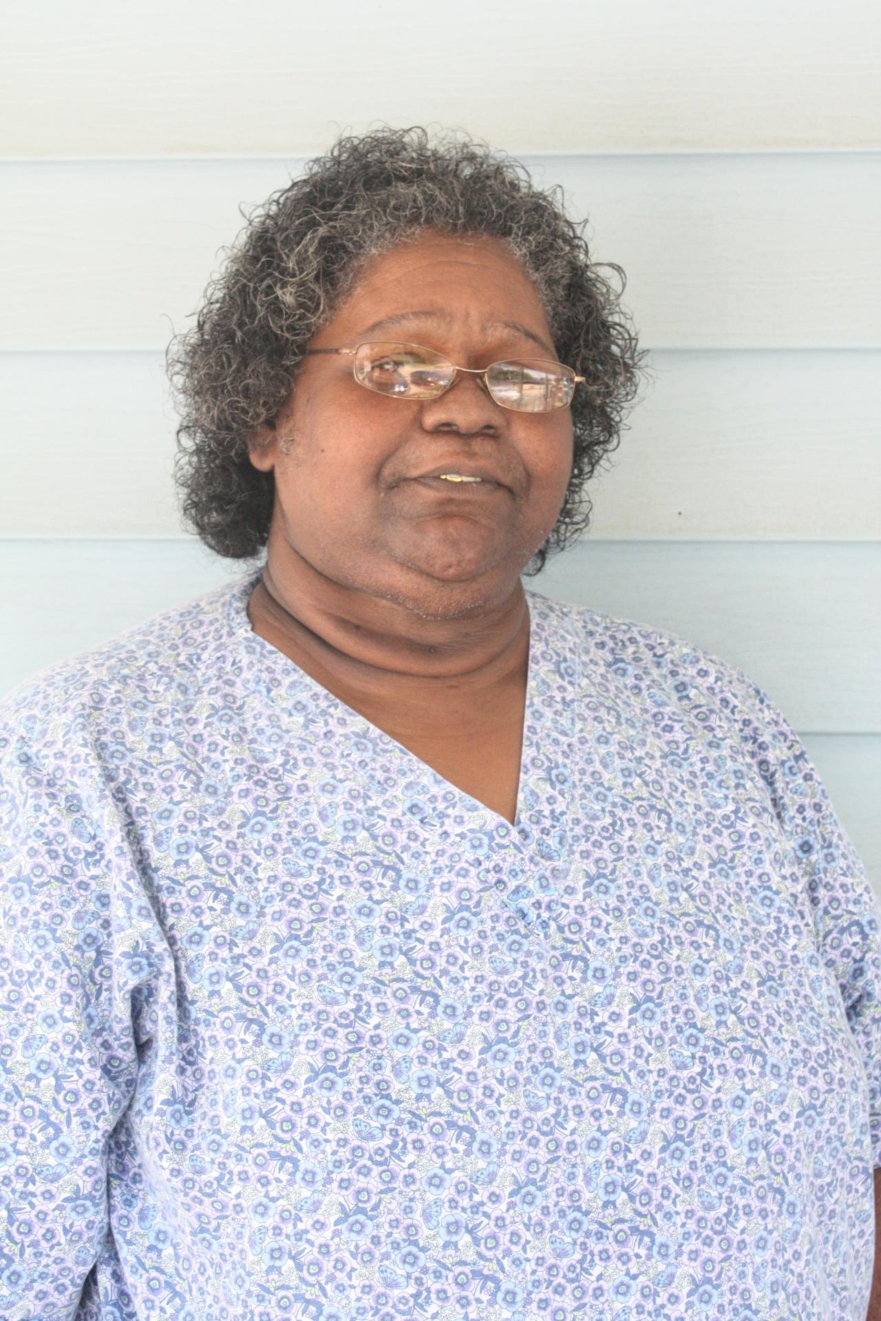 Evelyn Dixon