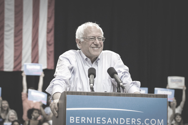 Bernie Wants to End Federal Ban on Marijuana, And He's Doing Something About It!