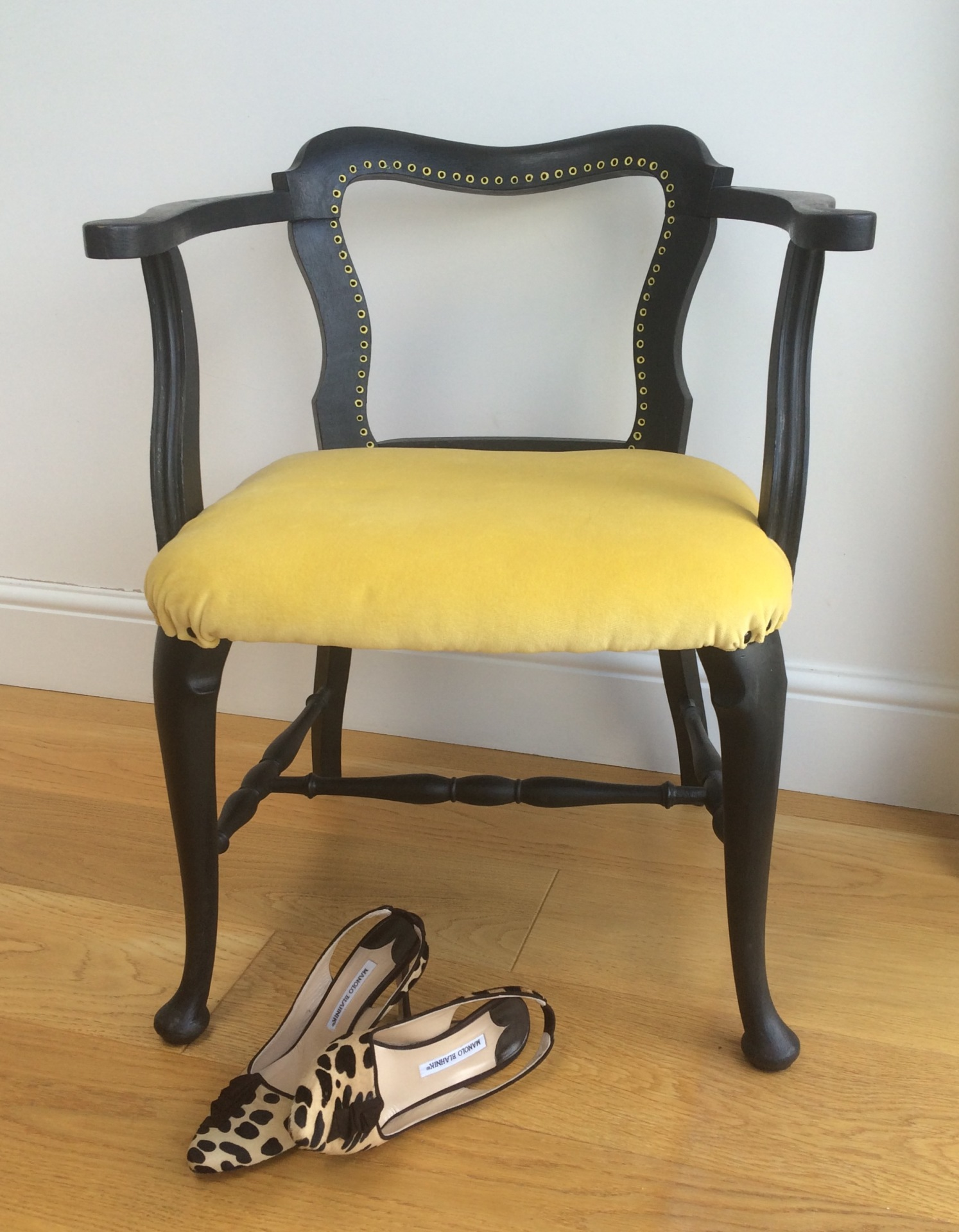 Refurbished Antique Chair