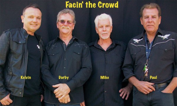 Facin' the Crowd band
