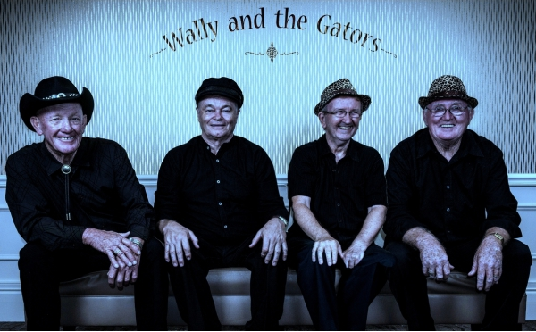Wally and The Gators