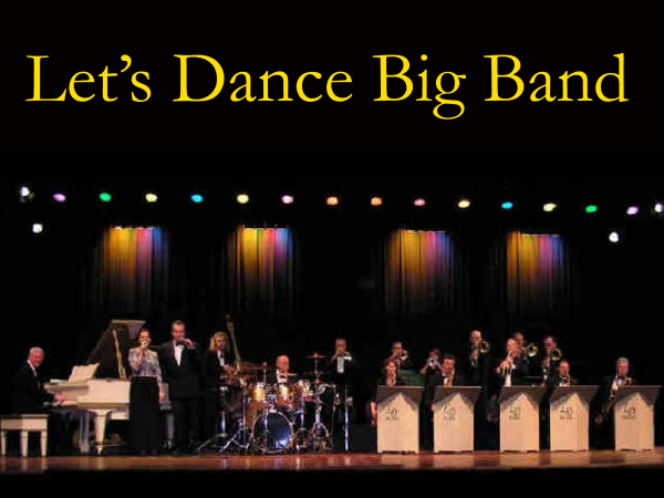 Let's Dance Big Band